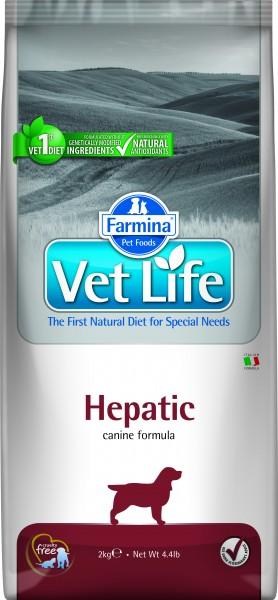 Vet Life Hepatic (Hund)